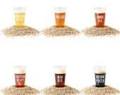 Pick Two 1 Gallon Grain Recipe Refill Kits - Brew in a Bag