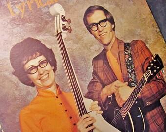Vintage VINYL Record Album CHRISTIAN FOLK