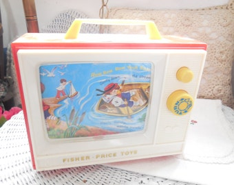 Fisher Price  Giant Screen Musical TV