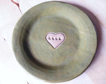 Love dinner plate