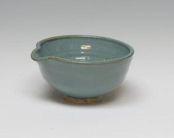 Slate Blue Pouring Bowl