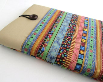 iPad Case, iPad Cover, iPad Sleeve, iPad Air Cover, iPad Air Case, Tribal print.