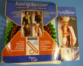 Knifty Knitter, Round Loom, Knitter to make Hats, Booties, Purses and much more.