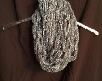 Cloud Cowl (Arm Knit Infinity Scarf 6)