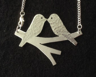 Love Birds Necklace.
