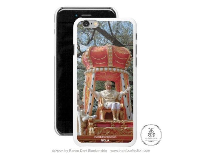King of Mardi Gras Phone Case