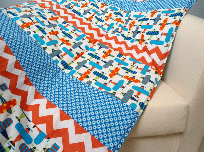 baby play mat padded floor blanket personalization chevron