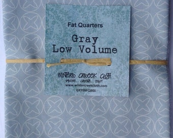Gray Low Volume FQB (GRY09FQB01)