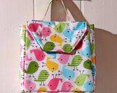 Sewing Pattern Insulated Lunch Bag PDF Download PN8105
