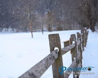 Pocono Snow