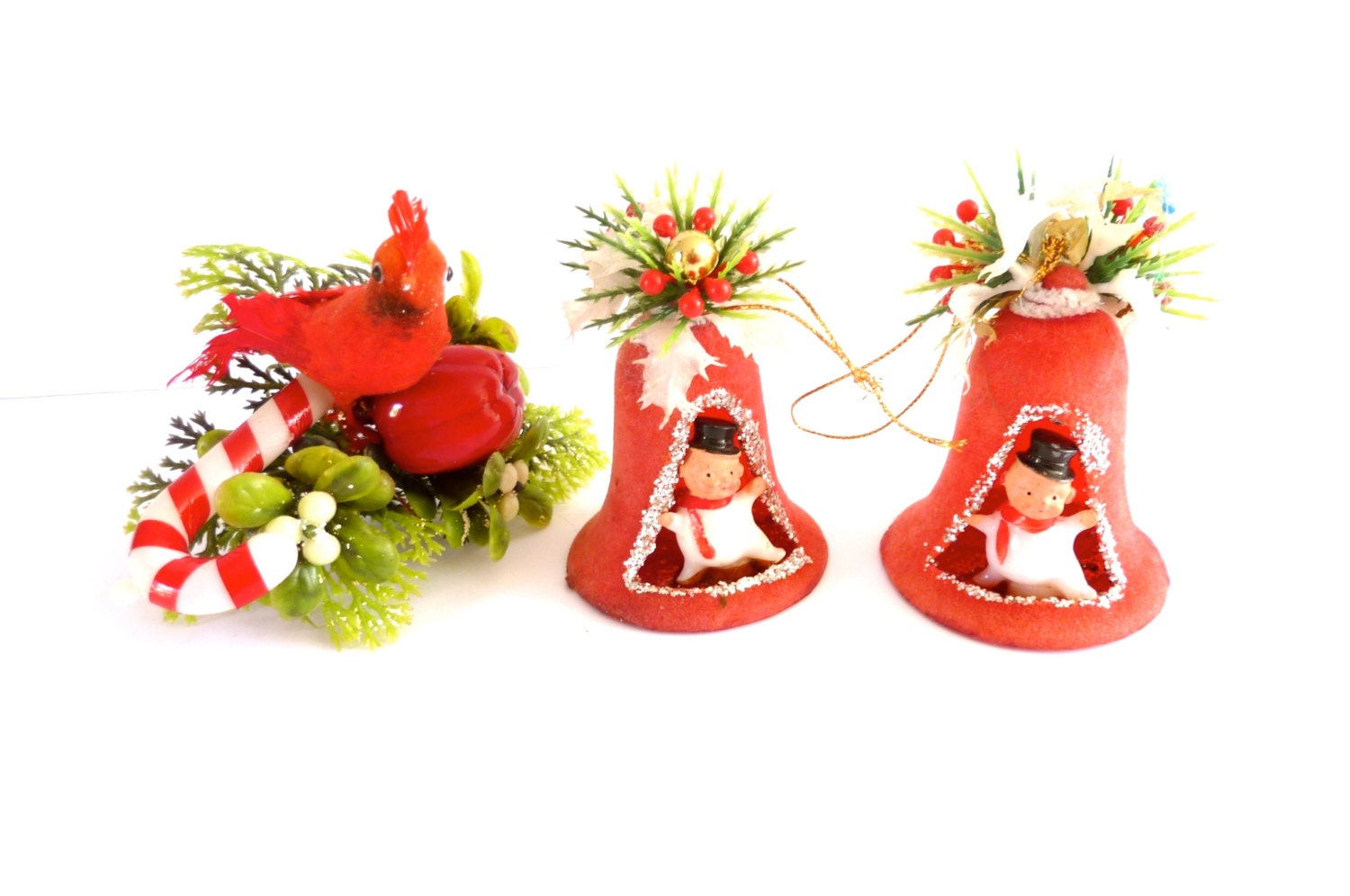 Vintage christmas decorations 1960 39 s 1970 39 s by for The christmas decorations