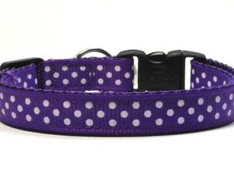 The Polka Dot Breakaway Cat Collar