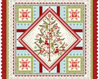 Studio E Oh Christmas Tree Fabric Panel