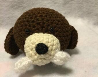Amigurumi Walrus Stuffed Animal