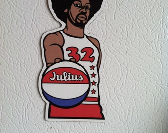 Julius Dr J Phish Magnet 3 Pack