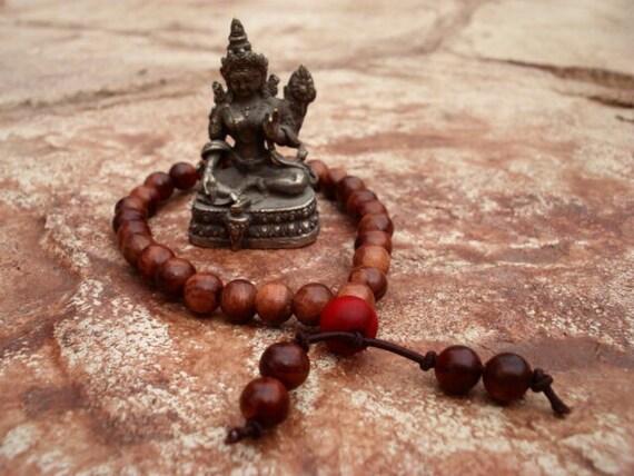 Mala Beads Bracelet, Mala, Wrist Mala, Yoga Bracelet, Prayer Bead Bracelet, Religious Jewelry, Spiritual Jewelry, Meditation Bracelet, Boho