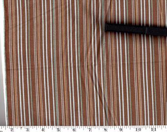 1 Yard, Somerset Brown Stripe