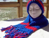 Starry Eyed Hat and Scarf Set