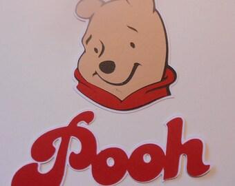 Winnie the Pooh Embellishment Set