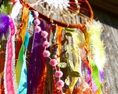 Colorful Dreamcatcher - Medium