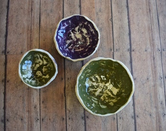 Fossil Stacking Bowls
