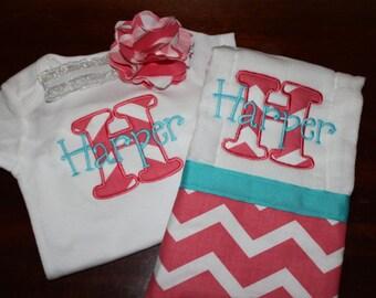 3 Piece Baby Girl Gift Set