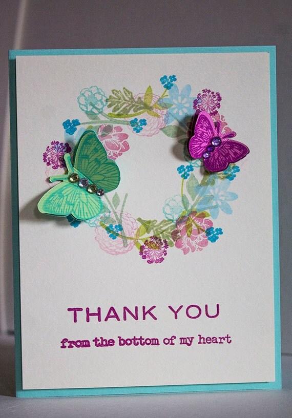 Thank You Card Individual a2