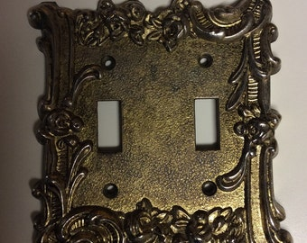 Vintage Roses Light Switch Cover