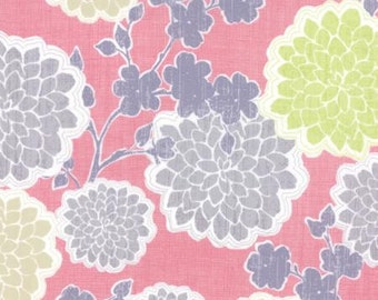 True Luck by Stephanie Ryan for Moda 7200 17   Loving Blossoms, Coral