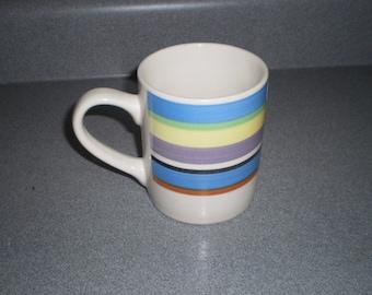 Tall Stoneware Mug made in China