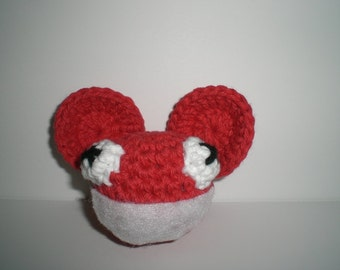Crochet Deadmau5 - Mau5head
