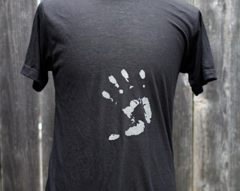 Roswell Glow in the Dark Hand Screenprinted Shirt