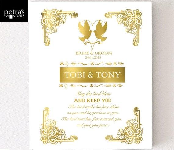 Goldene Hochzeit Vers