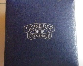 Old Enlarging Lens: Made in Germany Schneider Optik Kreuznach