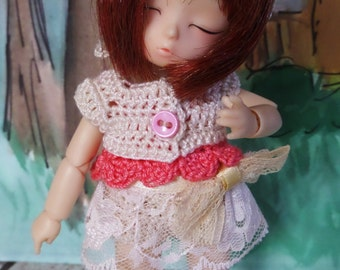 Sweet and Simple set for AI BJD