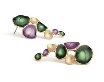 Made in Switzerland : Beautiful, Handmade Earrings