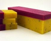 HONEYSUCKLE Shea Butter Handmade Soap All Natural Soap Vegan Soap 5.5oz - 6oz Bar