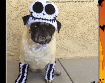 Outfitshatsand costumes for pugs & their friends by PugsNGiggles