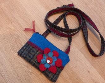 Messenger purse