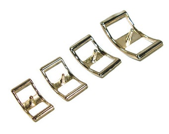 Conway Buckle Nickel Plated - 4 Sizes