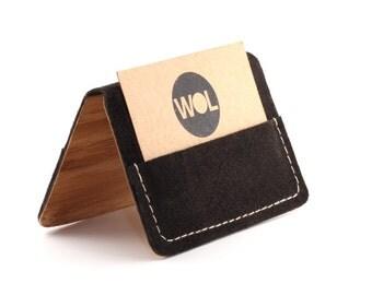 WOL - Blake - Credit & Business Card Holder, Wallet