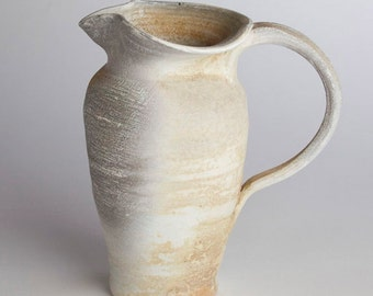 wood-fired asymmetrical Pitcher