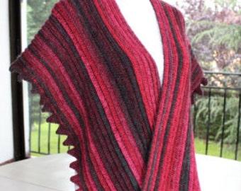 Super Easy shawl