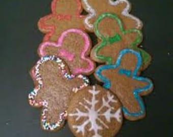 Gingerbread Cookies-1 Dozen