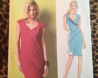 Butterick 5921 Maggy London Dress pattern