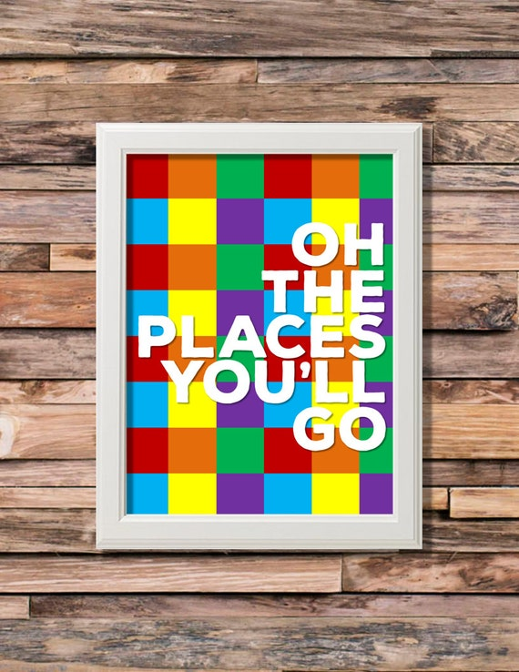 oh the places you 39 ll go patchwork color block by theorangeleaf. Black Bedroom Furniture Sets. Home Design Ideas