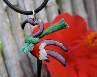 Flo Mingo Holiday Necklace