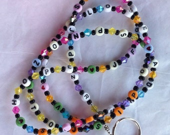 Custom Lanyard Made to your Order