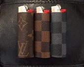 Louis Vuitton Inspired Lighter Sleeves