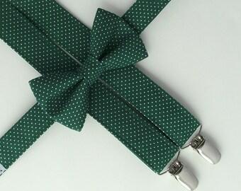 Meadow Bow Tie And Suspenders Meadow Suspenders By Theboytique